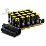 Комплект спортивных,кованных гаек Starleks Racing Nuts количество 20шт,12x1,5  в комплекте Спец ключ