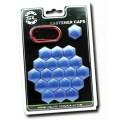 Комплект декоратичных колпачков Starleks из 20 шутк - ключ 19, синий хром