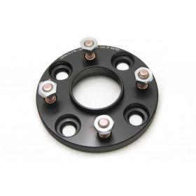 Дисковые проставки Starleks 15 мм 4x100-54.1 (шпилька М12x1.5) для Mazda, Mitsubishi, Toyota, Hyundai, Kia