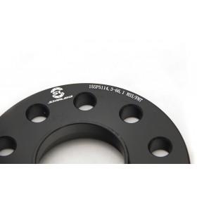 Дисковые проставки Starleks 15 мм 5x114.3-66.1(Step) для  Infiniti и Nissan