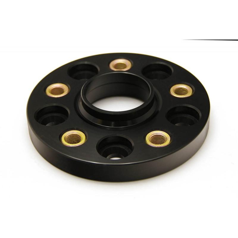 Дисковые проставки Starleks 20 мм (5x112-5x114.3)-57.1/60.1(Fut 14x1.5) для Audi, Volkswagen, Toyota, Lexus