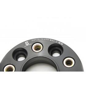 Дисковые проставки Starleks 25SP5х120-74.1/72.6 (переходная) Step для BMW