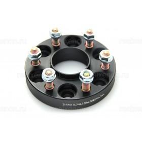 Дисковые проставки Starleks 20 мм 6х114.3-66.1 (шпилька М12x1.25) для Nissan