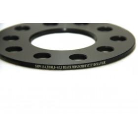 Дисковые проставки Starleks 5 мм 5х114.3-66.1 для Infiniti и Nissan