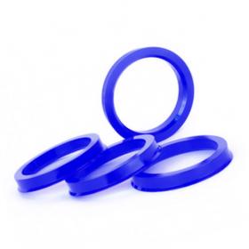 Центровочное кольцо Starleks OD:63.4 ID:59.1 BLUE