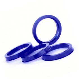 Центровочное кольцо Starleks OD:60.1 ID56.6 DARK BLUE