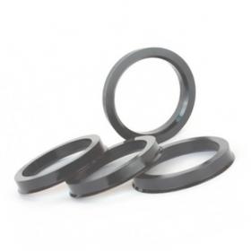 Центровочное кольцо Starleks L:8MM OD:100 ID78.1 DARK GRAY