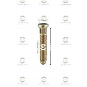 Шпилька забивная Starleks от КРЕПЕЖ КОЛЕС D=12,30mm.( 12х1.5 ).L=50mm. 12,9 для Хонда