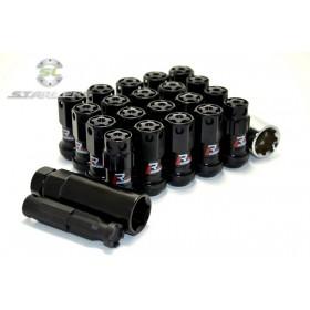 Комплект спортивных,кованных гаек Starleks Racing Nuts количество 20шт,12x1,25  в комплекте Спец ключ