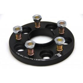 Дисковые проставки Starleks 15 мм 5х114.3-64.1 шпилька 12х1.5 для Acura и Honda