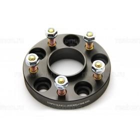 Дисковые проставки Starleks 25 мм 5х100-56.1 (шпилька М12X1.25) для SUBARU
