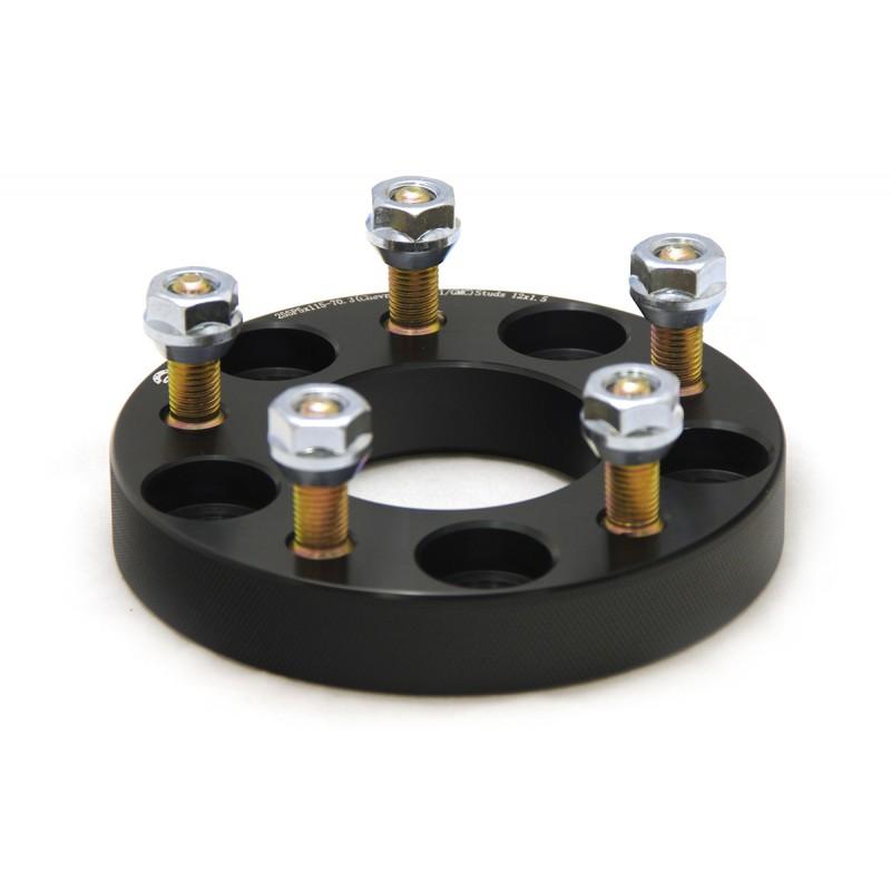 Дисковые проставки Starleks 25 мм (5x139.7-5x114.3)-98.5/60.1(шпилька М12x1.25 для НИВА
