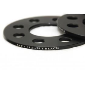 Дисковые проставки Starleks 5 мм 4x98-58.6 для ВАЗ