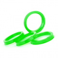 Центровочное кольцо Starleks OD:73.1 ID:58.1 GREEN